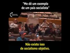 Vamos buscar um exemplo de socialismo que deu certo?