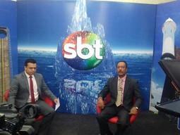 SBT entrevista Jomateleno sobre a implantação do Sistema INER no Amapá