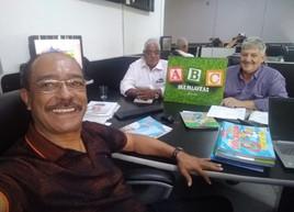 Elo Social tem reunião satisfatória com PAE Editora