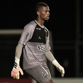 Goleiro de São Sebastião defende o Atlético Mineiro e é convocado para vestir a amarelinha