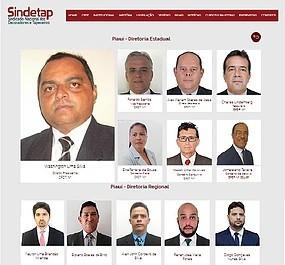 PARABÉNS, PIAUI - PRIMEIRO ESTADO BRASILEIRO A COMPLETAR TODAS AS SUAS DIRETORIAS