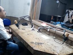 Jomateleno, Presidente do Grupo INER é entrevistado no estado do Espírito Santo