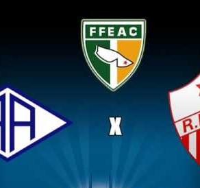 Atlético e Rio Branco disputam título do turno