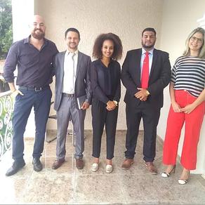 """Primeiras Reuniões na a Embaixada da Etiópia para Apresentar o projeto""""LixoZero e Social10""""na Africa"""