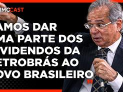 Paulo Guedes fala sobre privatização
