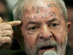 Lula em isolamento social sendo escrachado