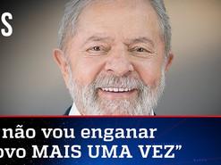 Lula falando a verdade pela primeira vez