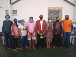 Criada e empossada a comissão de catadores do Piauí