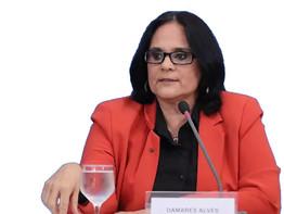 Audiência pessoal com a ministra Damares é agendada