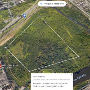 Município de Cubatão também disponibiliza área para construção das usinas INER