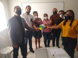 Criada e empossada a comissão de catadores e recicladores do Maranhão