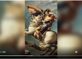 Napoleão Bonaparte estava certo em sua estratégia