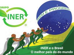 INER e o Brasil - O melhor país do do mundo