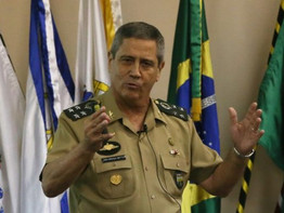"""PENA DE MORTE PARA POLÍTICOS NO BRASIL"" - GENERAL BRAGA NETTO, MINISTRO DA CASA CIVIL"
