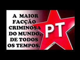 E ainda tem brasileiro que apoia o retorno do PT ao poder