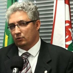SUBTENENTE GONZAGA É NOMEADO RELATOR DO PROJETO DESMANCHECAR