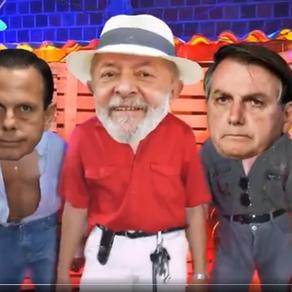 Bora brincar com a desgraça do Brasil