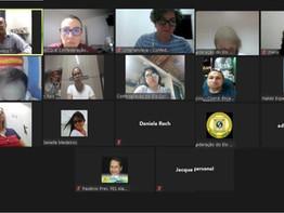 Diretores de Cursos Vivenciais fazem reunião de alinhamento