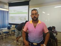 Júnior Brayan, líder dos catadores do Mato Grosso do Sul manda recado nacional