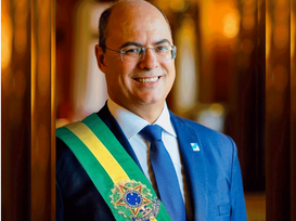 Governador do Rio de Janeiro, Wilson Witzel, e seu sonho de ser Presidente