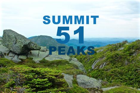 51 Peaks Near You