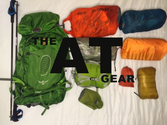 Gear For The AT Trek