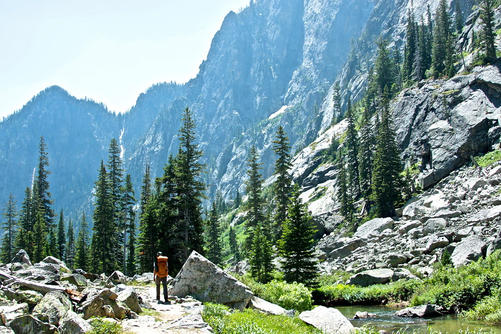 Exploring The Backcountry Of Grand Teton