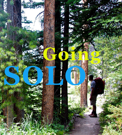 5 Reasons To Adventure Solo