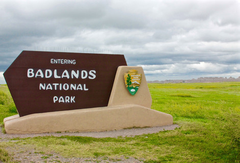 The Backcountry Of Badlands National Park