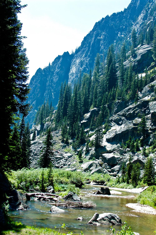 Grand Teton Backcountry