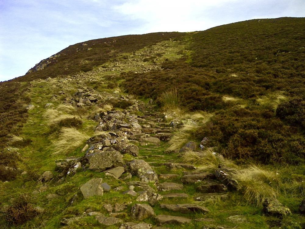 A Steep Trial in the Lake District