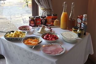 bed and breakfast corby