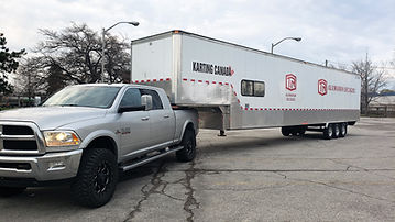 Re-purposed trailer by TR Aluminum Designs