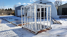 Ice Shack Frame