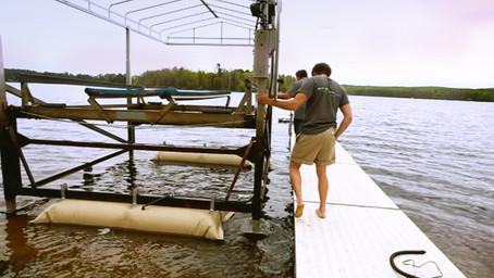 Boat Lift Helper - Now a DEALER!