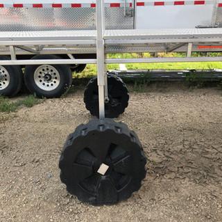 Heavy Duty Dock Wheel