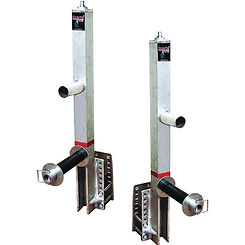 Smarte Jack boat lift wheel kit available through TR Aluminum Designs