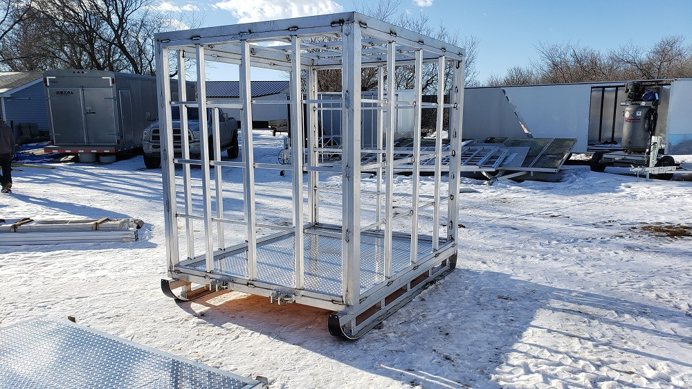 Ice Shack Frame