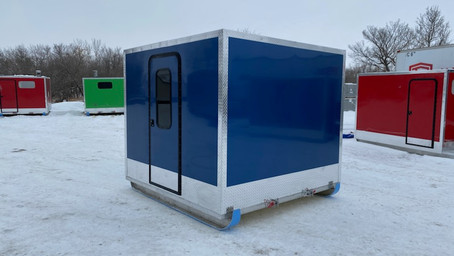 4 Things to Consider when Buying an Ice Shack