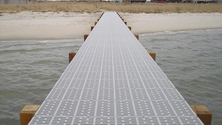 Aluminum Dock Accessories - Part 1