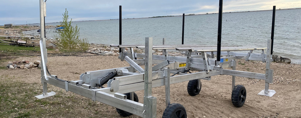 Tritoon Boat Lift Bunks.jpg