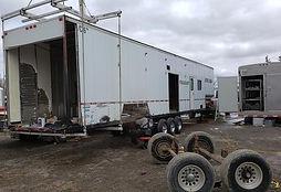 Before TR Aluminum Designs re-purposed this trailer
