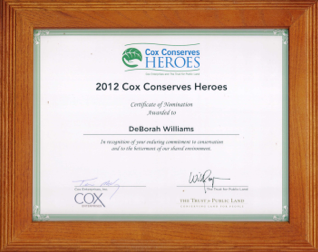 Cox_Conservation_Award