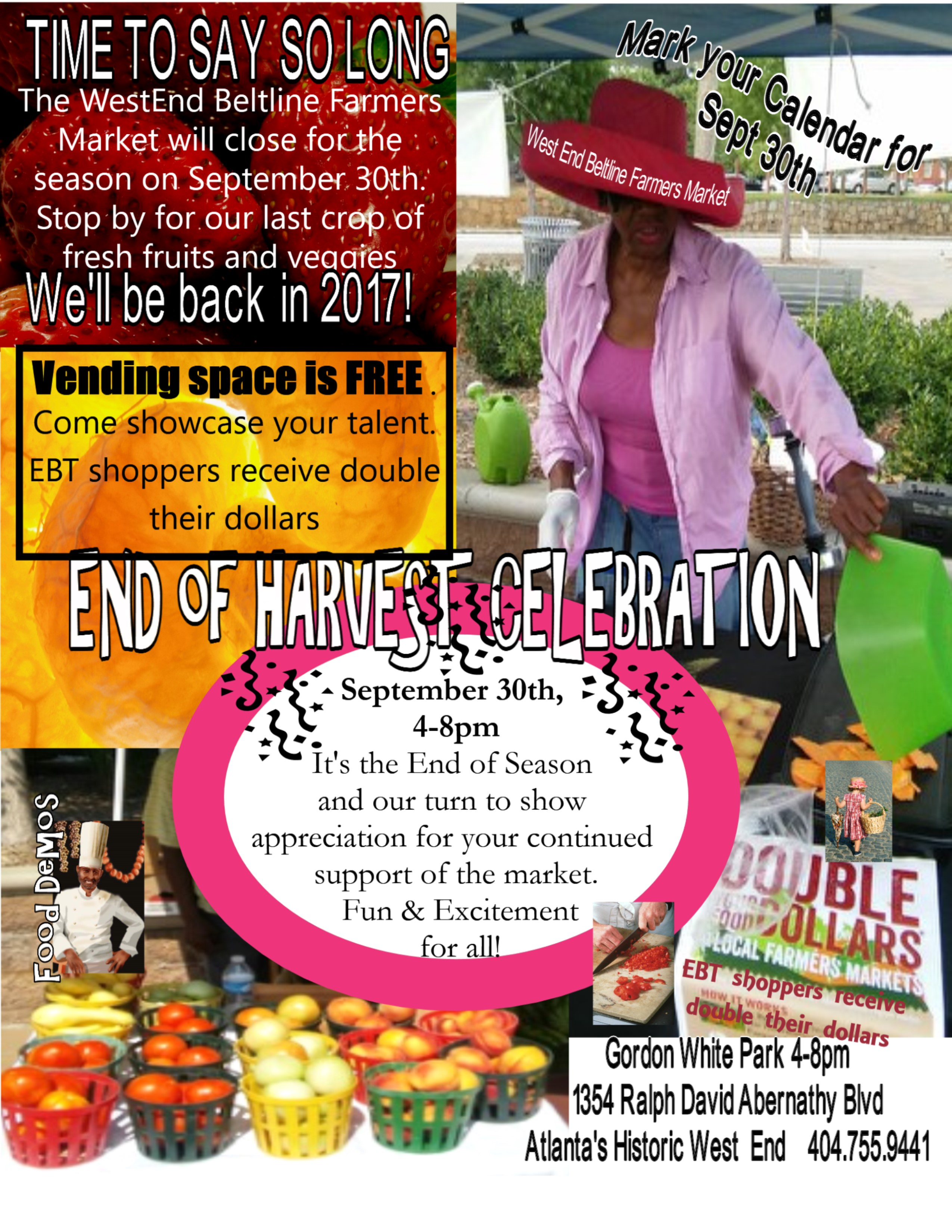 Sis DeBorah end of season flyer jpeg