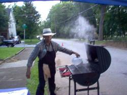 volunteer winner of cook off