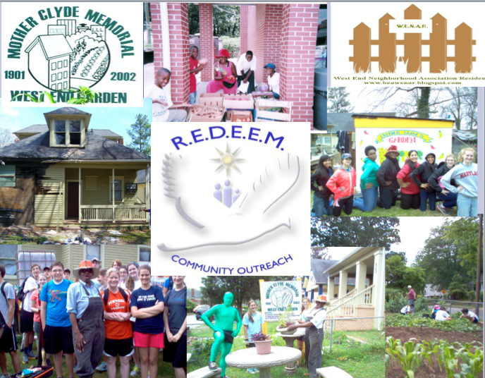 Collage_REDEEM_Community_Outreach
