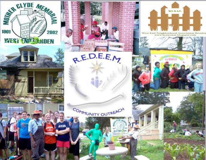 Collage_REDEEM_Community_Outreach