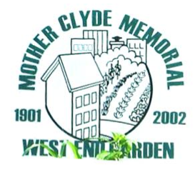 Mother Clyde Memorial WestEnd Garden