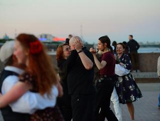 Участники Городского фестиваля «Живые улицы», Бал-фолк проект «Кландестина»