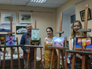 Участник зоны обмена — Школа живописи и рисования REPINSCHOOL!